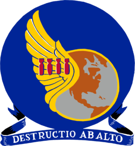 314th Bombardment Wing - World War II - Emblem.png