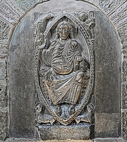 31 - Toulouse - Basilique Saint-Sernin - Christ en majesté - Bernard Gilduin - PM31001052.jpg