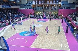 Stade Pierre de Coubertin (Paris) - Image: 3369 Coubertin LFB2010 11