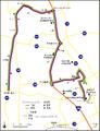 33rd Tsukuba-marathon course map.png