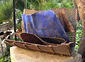 39 Full blau, d'Àngels Freixanet, Palau Robert.jpg