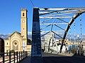 415 Pont de l'Estat (Tortosa), amb l'església del Roser al fons.JPG