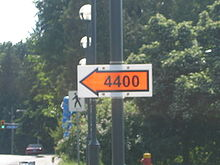 List of filming locations in the vancouver area wikipedia filming signs for the 4400 near the rose garden parkade at ubc publicscrutiny Image collections
