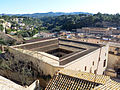 478 Col·legi de Sant Jaume i Sant Maties, des del castell de la Suda (Tortosa).JPG