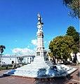 562 Riobamba Monumento a Pedro Vicente Maldonado.jpg