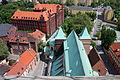 598563 Wrocław zespól urbanistyczny Ostrowa Tumskiego 01.JPG