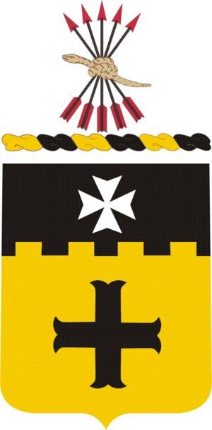 5th Cavalry Regiment - 5th Cavalry Regiment coat of arms