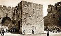 602 - Jerusalem - Jaffa Gate.jpg
