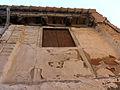 602 Casa al carrer de la Font de la Salut, 11-13, al barri de Remolins (Tortosa), finestra.JPG