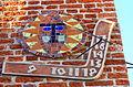 647377 Olsztyn stary ratusz-zegar słoneczny 06.JPG