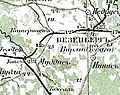 669852 1888 Военно-дорожная карта ГШ вырезка Муддис.jpg