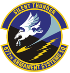 677 Armament Systems Sq emblem.png