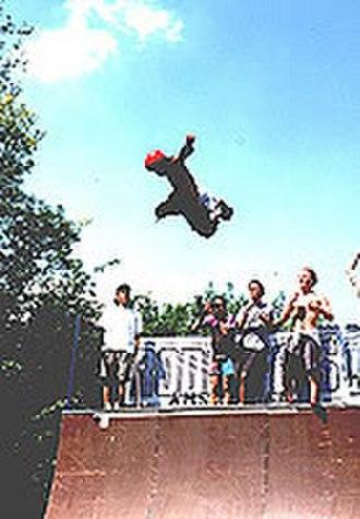 Steve Caballero - Steve Caballero in Amsterdam circa 1987.