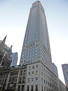 712 Fifth Avenue Office skyscraper in Manhattan, New York