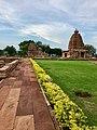 7th - 8th century Jambulingeswara, Kadasiddheswara and Galaganatha Hindu temples, Pattadakal monuments Karnataka.jpg