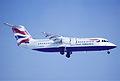 81ac - British Airways Avro RJ 100; G-BZAX@ZRH;27.01.2000 (5588361880).jpg