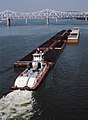 87h106 Towboat Keystone approaching JFK Bridge (7275217848).jpg