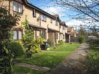 Jersey Farm Human settlement in England