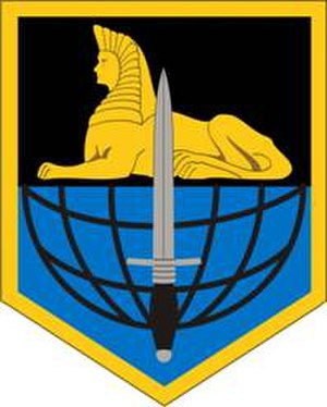 902nd Military Intelligence Group (United States) - 902d Military Intelligence Group shoulder sleeve insignia