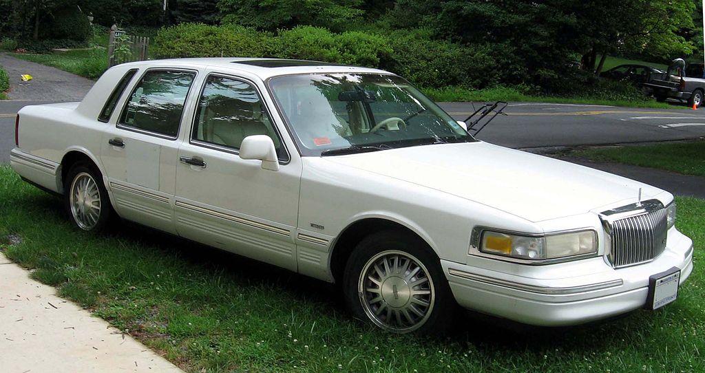 1995 Lincoln Town Car - Fotos de coches - Zcoches
