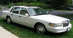 1995-1997 Lincoln Town Car