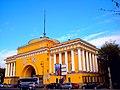 965. St. Petersburg. Admiralty. East Pavilion.jpg