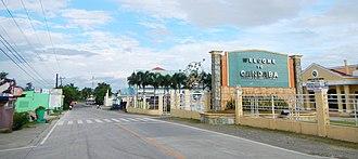 Candaba, Pampanga - Downtown area