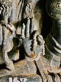9th to 13th century temple parts and artwork, Kolanupaka museum, Telangana India - 41.jpg