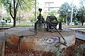 Aντληση νερού,παλαιός τύπος(πηγάδι).JPG