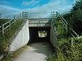 A50 Tunnel, near Etwall Derbyshire - geograph.org.uk - 1660002.jpg
