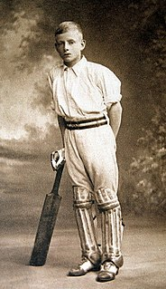 A. E. J. Collins English cricketer and soldier