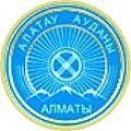 ALA Coat of arms Alatau audany.jpg