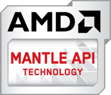AMD Mantle лого