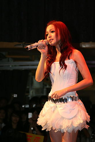 Angela Chang - Angela Chang in Taipei