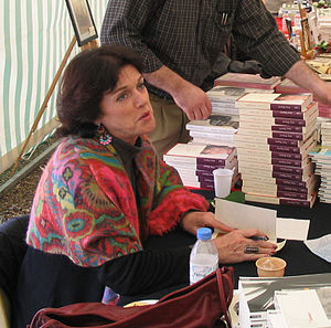 Anny Duperey - Anny Dupérey in Normandy, 2006