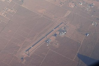 Apple Valley Airport (California) - Image: APV APPLE VALLEY AIRPORT FROM FLIGHT LAX CDG 777 F GSPY (10387200764) (2)