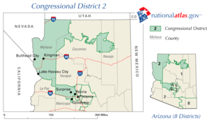 United States House of Representatives elections in Arizona, 2008