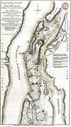 A Topographical map of North. Part of New York Island, exhibiting the Plan of Fort Washington now Fort Knyphausen with the Rebels Lines to the Southward.jpg