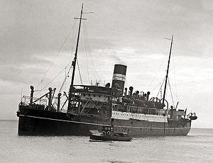 SS Karagola (1887) - Image: A and J Inglis SS Karagola (1887) 02