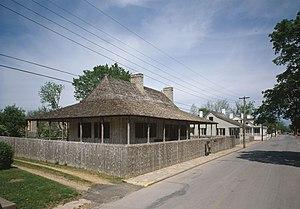 Louis Bolduc House - Louis Bolduc Historic House