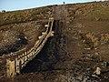 A large trough near Green Hill - geograph.org.uk - 158541.jpg