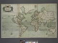 A new and correct Mapp of the WORLD NYPL1640712.tiff