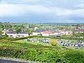 A view of the village from Bessbrook Presbyterian Church - geograph.org.uk - 1345601.jpg