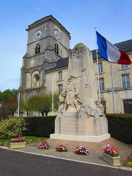 St Michel Abbey, St Mihiel