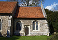 Abbess Roding - St Edmund's Church - Essex England - chancel from south.jpg