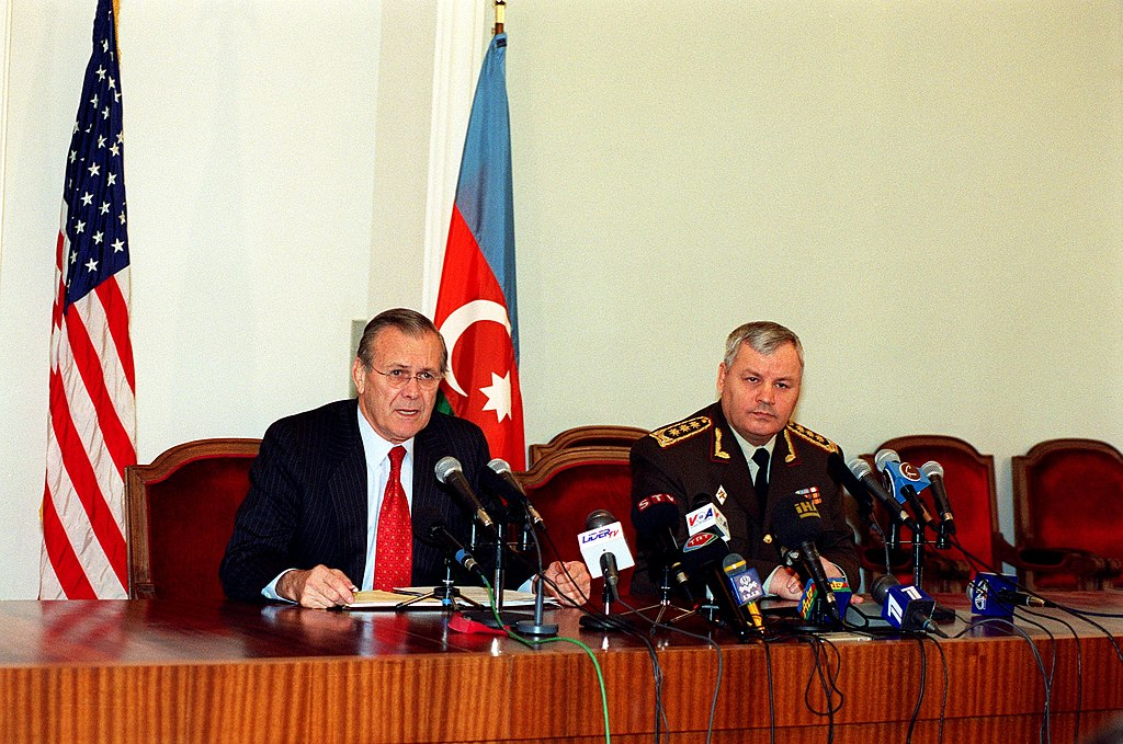 НАТО в Азербайджане