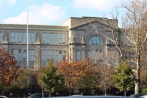 Abraham Lincoln High School (Brooklyn) - Image: Abraham Lincoln High School