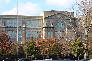public high school in Brooklyn, New York