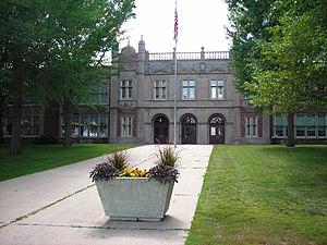 Proudfoot & Bird - Abraham Lincoln High School (Des Moines, Iowa)