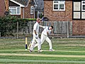 Abridge CC v High Beach CC at Abridge, Essex, England 32.jpg